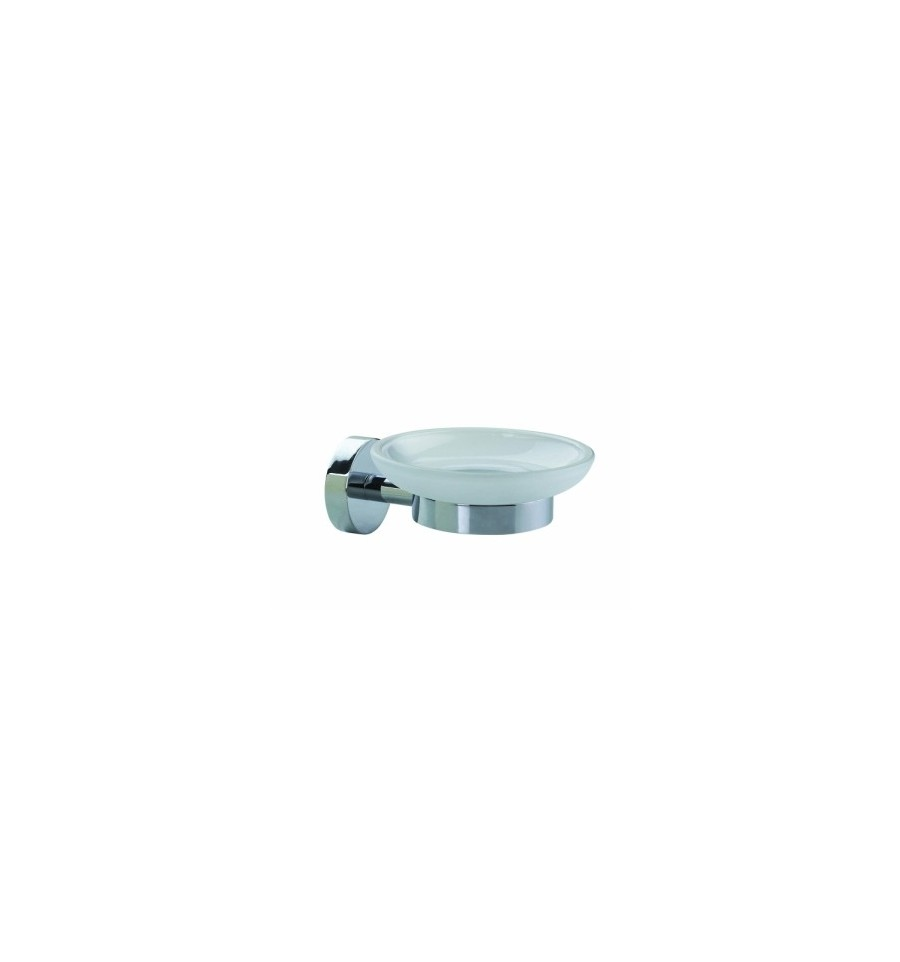 Tema T86486 Malmo Toilet Roll Holder In Chrome